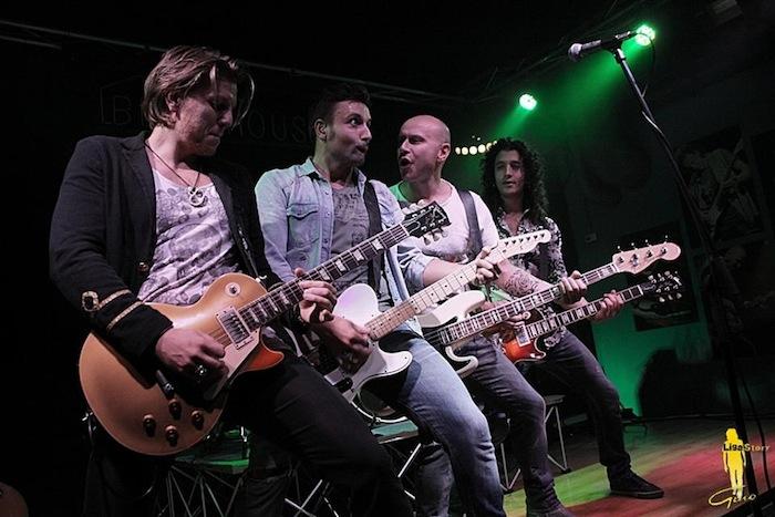 ligastory tributo ligabue cover band